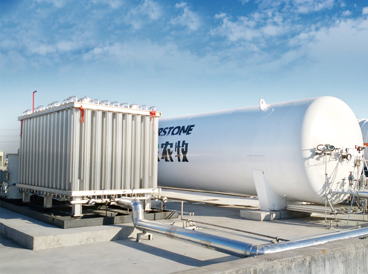 LNG integrated solution