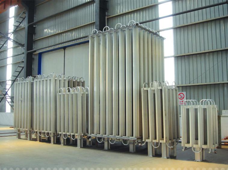 Air temperature gasifier