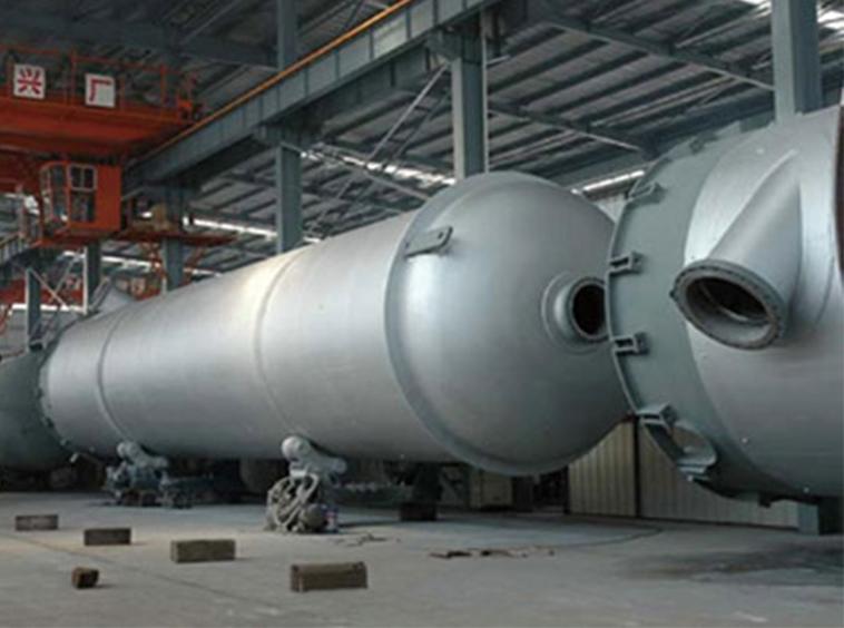 Non-standard pressure vessel