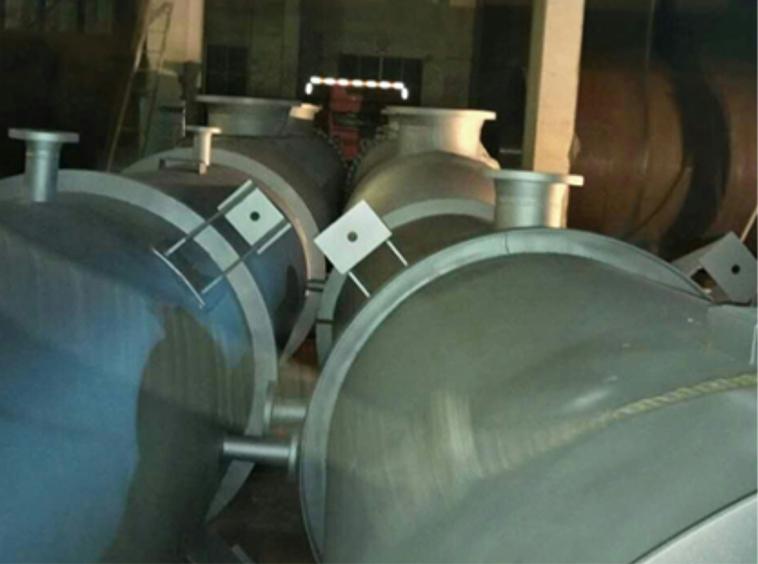 Carbon steel non-standard pressure vessel